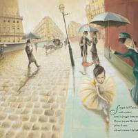 Inseguendo Degas - Eva Montanari